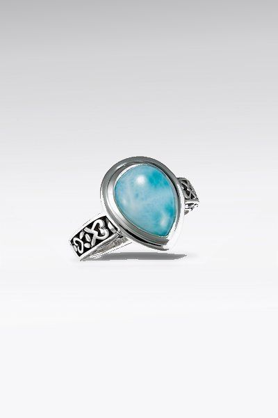 Larimarket - MarahLago Inara Petite Collection Larimar Ring, $147.00 (http://www.larimarket.com/marahlago-inara-petite-collection-larimar-ring/)