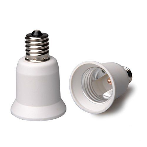 6pack E17 To E26 Adapter E17 To E26 Light Lamp Bulb Socket Adapter Convertor Proceed To The Item At The Photo Link This Is An Af In 2020 Lamp Lamp
