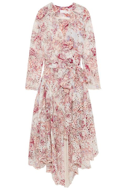 """BAZAAR's fashion director rounds up the """"groundbreaking"""" florals for spring. See more picks here:"""