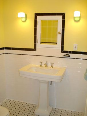 Bathroom Picture Yellow Bathroom Yellow White Bathroom Tiles Ideas