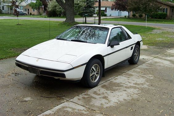 1984 Pontiac Fiero Custom