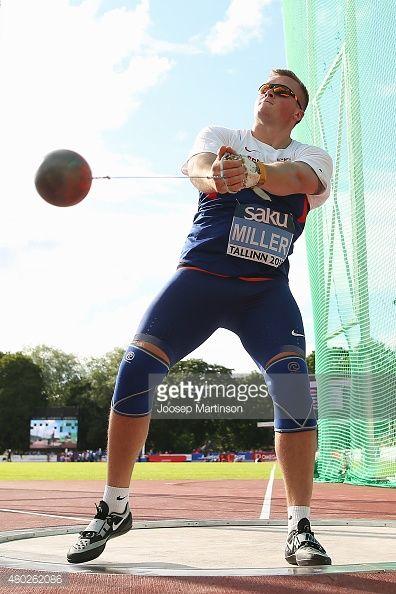 Nick Miller - Athletics. Hammer.