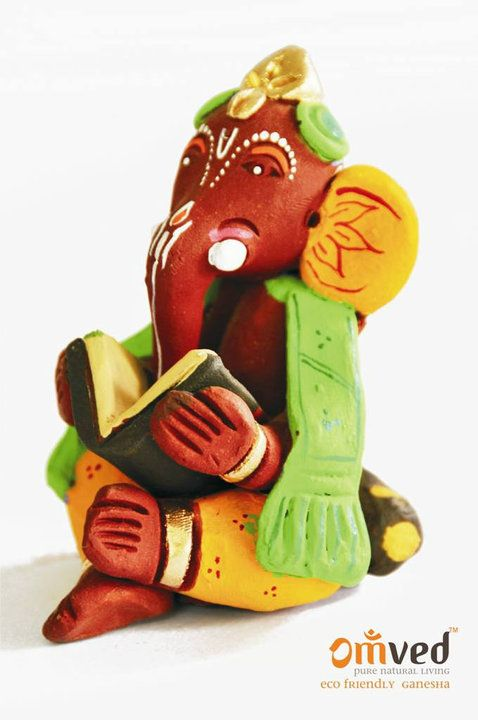eco friendly ganesh chaturthi Here are some interesting ideas for an eco-friendly ganesh chaturthi immersion.
