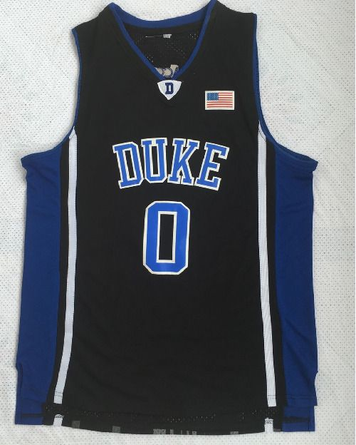e4136af36 Jayson Tatum  0 Duke Blue Devils Jersey Basketball NBA Bound Replica NCAA   DukeBlueDevilsCollege