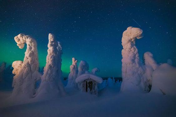 Mystic Shed - Finland - Pierre Destribats