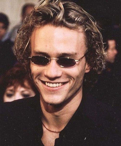 Pin By Zinah George On Boys With Images Heath Ledger Heath