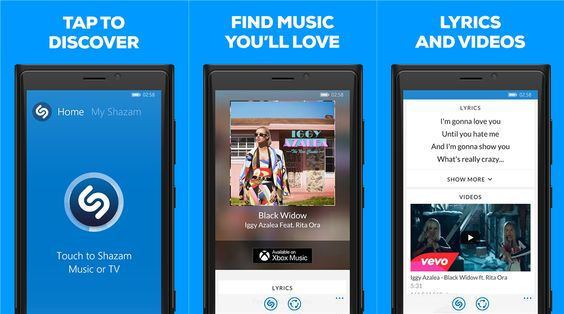 Shazam application update on Windows Phone devices   An update is available in the popular Shazam music identification service application of Windows Phone devices, which are now available in the Windows Phone Store - 4.0.1.1.