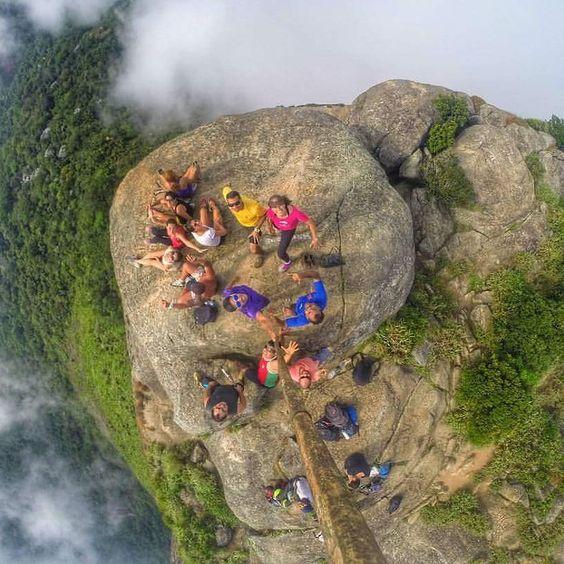 Pedra da Gávea - RJ  @rodrigotora  Siga: @mochileirosgrupofechado  Use a hashtag em suas fotos:  #mochileirosgrupofechado by mochileirosgrupofechado
