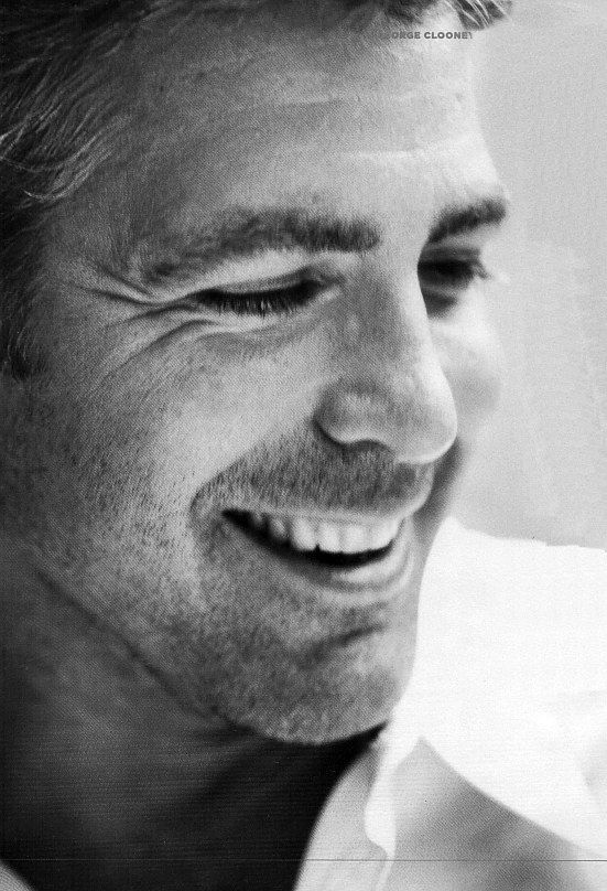 George Clooney - Need I say more?