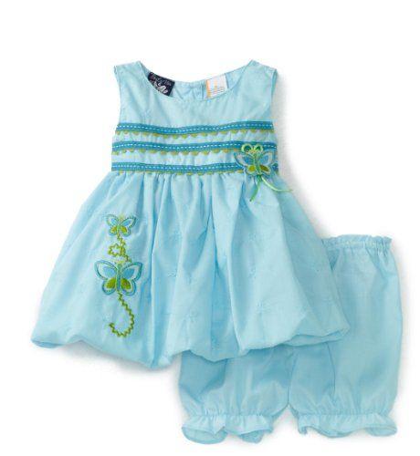 So La Vita Baby-girls Infant Bubble Dress