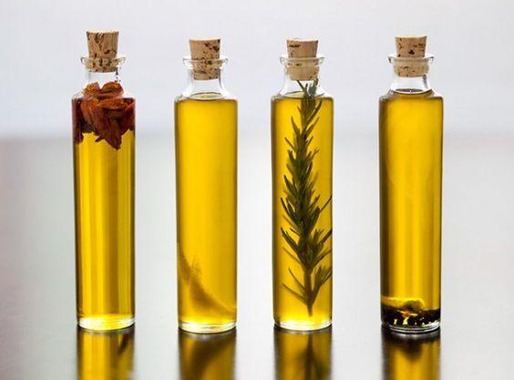 aceites saborizados