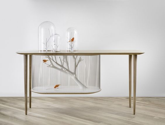 What a $30k birdcage looks like - Archibird by French designer Grégoire de Lafforest