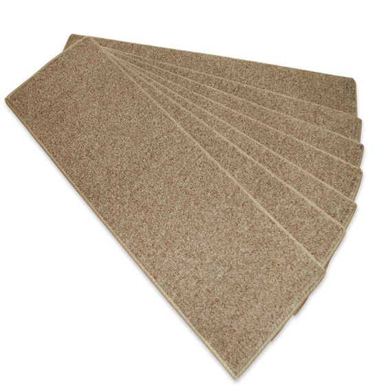 Solid Color Stair Treads|Beige|Grey|Cheap - Shop Stair Stair Treads - payless-pure-stair-treads-beige
