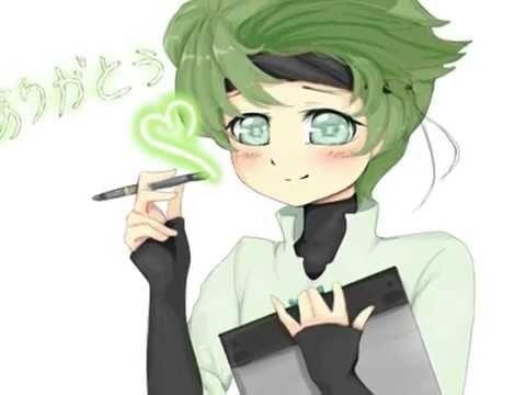 شخصيتي الجديدة جيبوا له اسم حلو بالله Anime Art Shiro