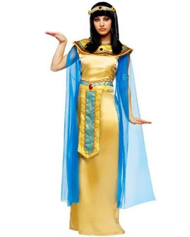 Amazon.com: Deluxe Cleopatra Costume for Women: Clothing