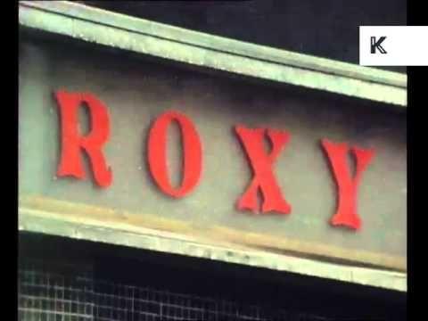 1970s London, Outside the Roxy Club