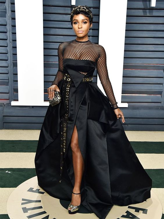 Janelle Monáe always makes a statement when she steps onto the red carpet. Here's her failsafe approach to dressing for the occasion.