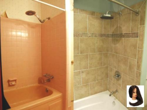 Small Home Remodel Before And After Bathtub Remodel Bathroom