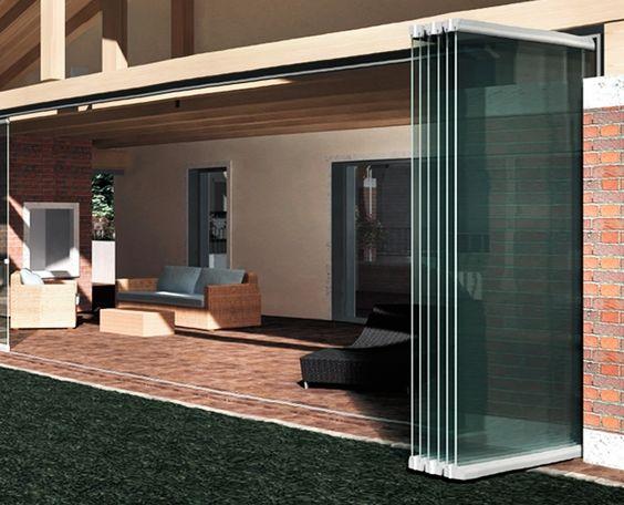 cortinas para puertas de cortinas de cristal buscar con
