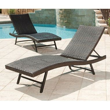 Member 39 s mark heritage chaise lounge chair sam 39 s club for Buy outdoor chaise lounge