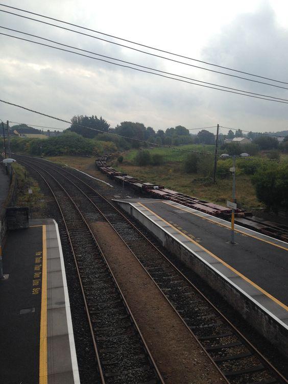 Claremorris train station 3