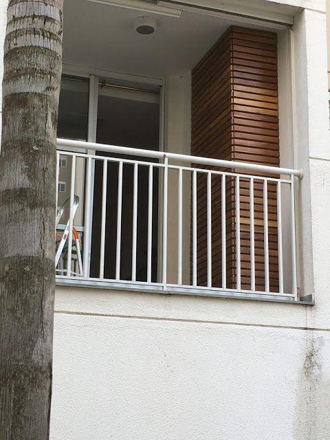 Armario Para A Sacada Do Apartamento Do Renato Jardim Para