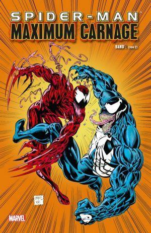 Spider-Man Maximum Carnage (Band 1) 5/5 Sterne