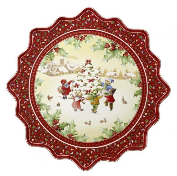 Villeroy and boch christmas patterns boch villeroy for Villeroy boch christmas