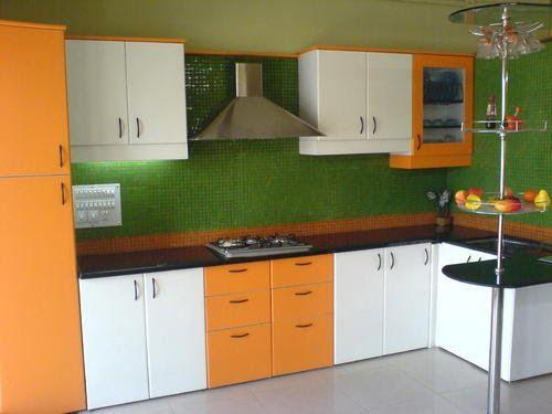 Residential Kitchen Designing Kitchen Trolleys Installation