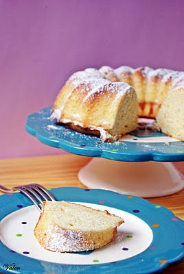 Cheese and lemon cake