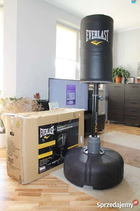 Everlast Omniflex Review | Affordable Freestanding Heavy Bag for Home https://punchingbagsguide.com/everlast-omniflex-review/ #workout #boxing