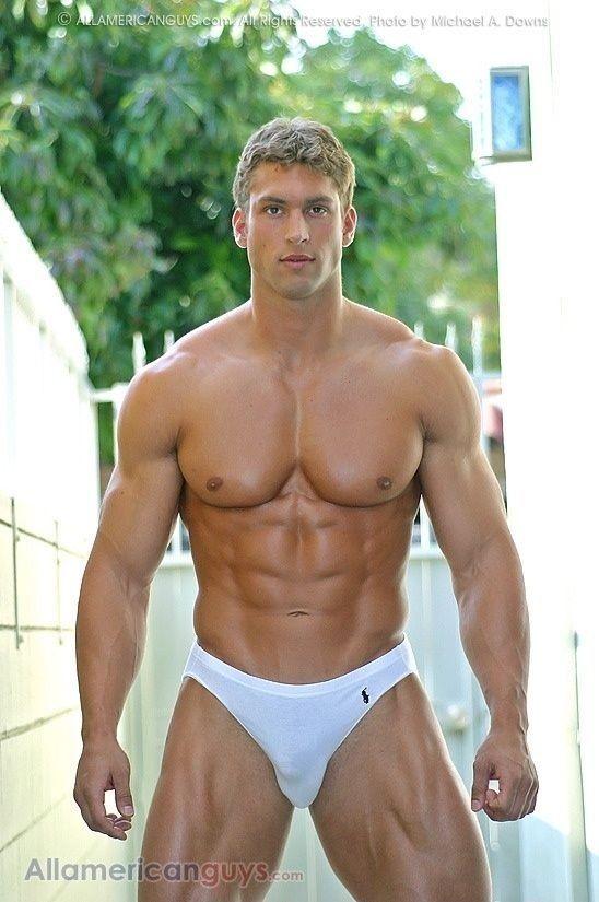 model Brett mycles gay nude