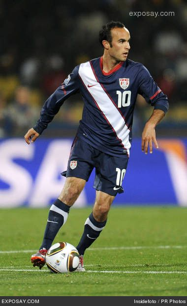 Landon Donovan - USA ! Soccer player my Fav!!!
