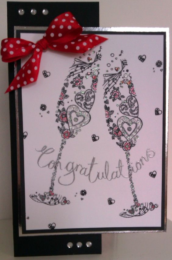 Aunt Amp Uncle S Ruby Anniversary Card Cards Pinterest