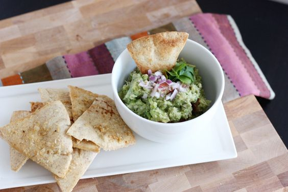 Mix white beans into your guacamole for a healthy, creamy touch.
