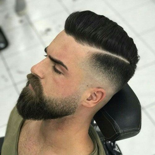 29 Best Short Hairstyles With Beards For Men 2020 Guide Short Hair With Beard Beard Haircut Beard Fade