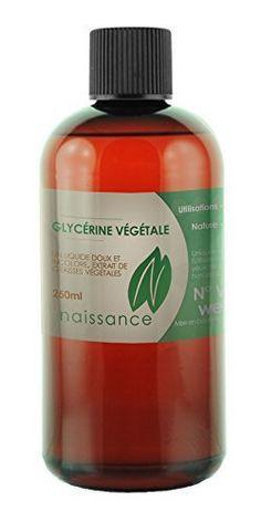 Glycérine Végétale - 250ml
