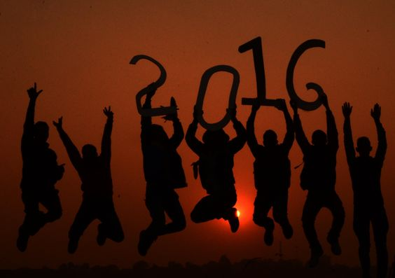 New Year's Eve 2015 celebrations – in pictures India