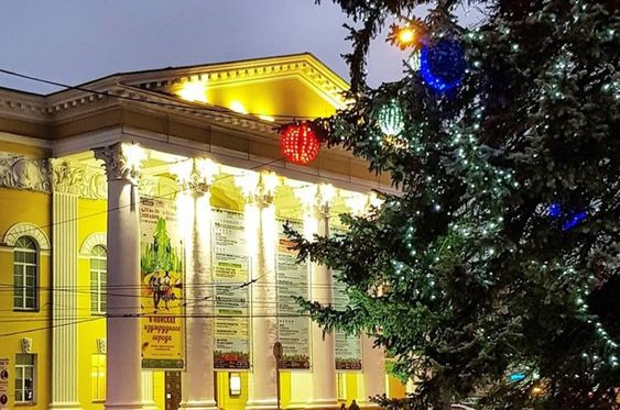 Куда пойти в декабре 2020 года в Калининграде?