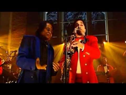 Make It Funky and Get Up Offa That Thing - James Brown Live 2003