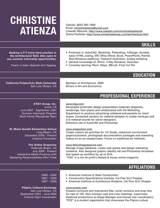 Collection of resumes \ opinions advice Pinterest Graphic - federal resume samples