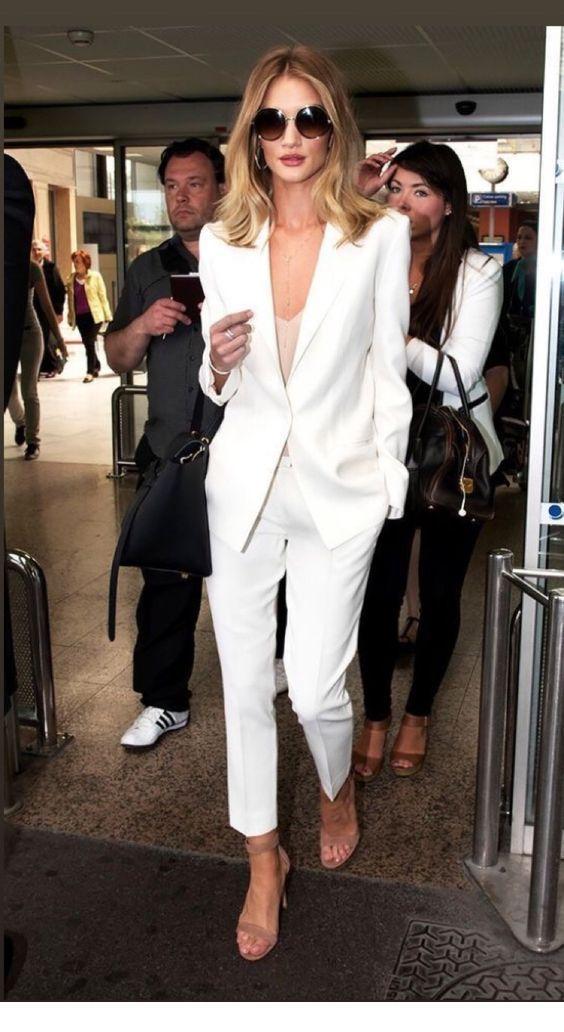 Journées de la mode chic et blanche | Dames inspirantes