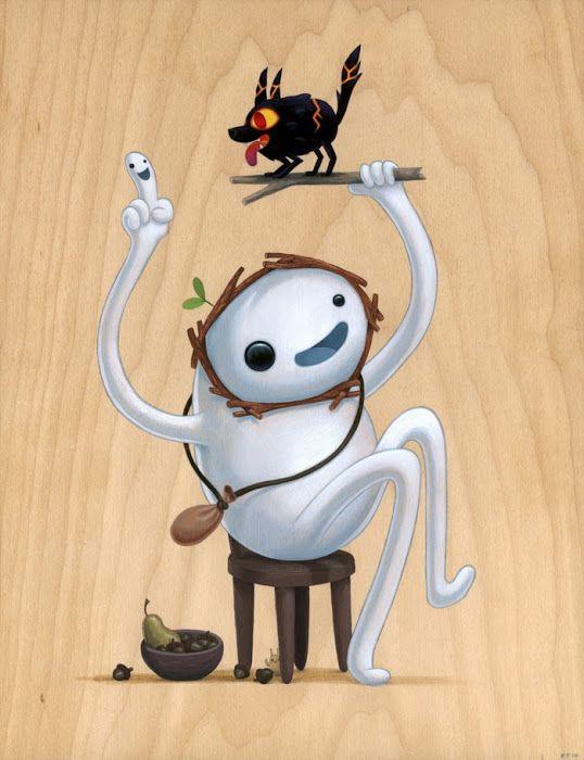 Geek Art Gallery: Event: Adventure Time Show
