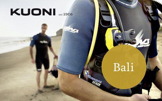 Bali: Für Surf-Fans fast schon ein MUST. Aber auch Taucher kommen auf ihre Kosten. Infos bei Kuoni im Emmen Center.