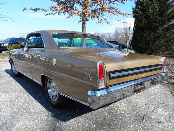 1967 CHEVROLET NOVA SS 2 DOOR HARDTOP - Barrett-Jackson Auction Company - World's Greatest Collector Car Auctions