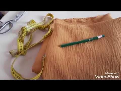 تفصيل و خياطة روبة موديل تركي قماش كريب زارا Youtube Hair Accessories Bobby Pins Beauty