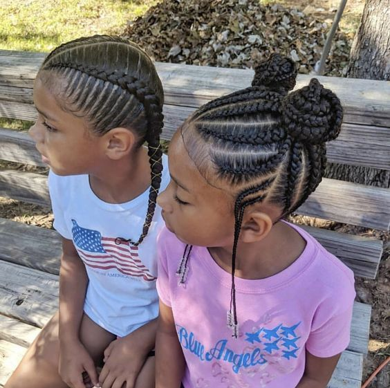 The Best 2019 Braided Hairstyles For Kids Fashionist Now Kids Hairstyles Girls Kids Hairstyles Braids For Black Kids