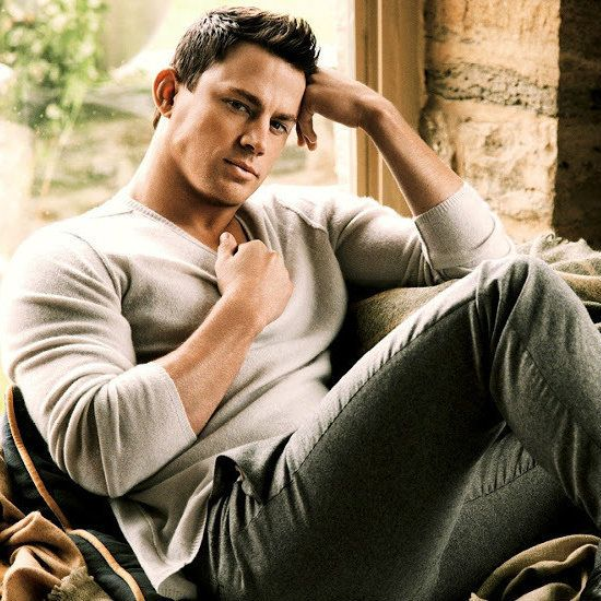 Casting main character: Channing Tatum is good enough to be Percy Jackson because he is funny and is always helping people.