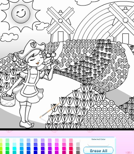 Coloring Book Games Online Awesome Coloring Games Line For Girls In 2020 Coloring  Books, Free Games, Free Online Coloring