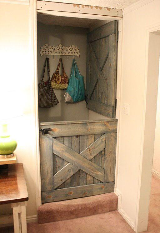 Dutch barn door interior design rusticr the basement interior design planetlyrics Image collections